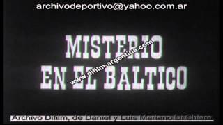 ARCHIVO DIFILM PELICULA MED FARA FOR LIVET MISTERIO EN EL BALTICO (1959)