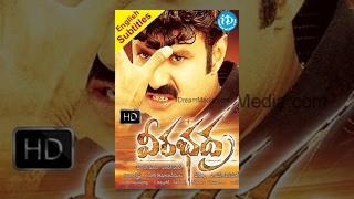Veerabhadra Telugu Full Movie || Balakrishna, Und Sri Dutta, Sada || WIE die Behandlung von Kumar Chowdary