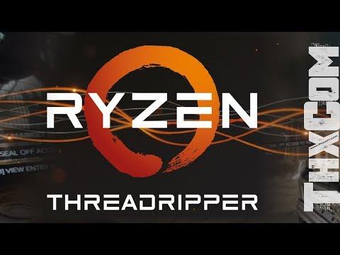 [ThxCom สด] ลองเล่น AMD RYZEN 1920X 4.0GHz - ASUS ROG ZENITH EXTREME