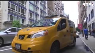 Кризис нью йоркского такси  конкуренты, жертвы и новые компании  Cпецрепортаж