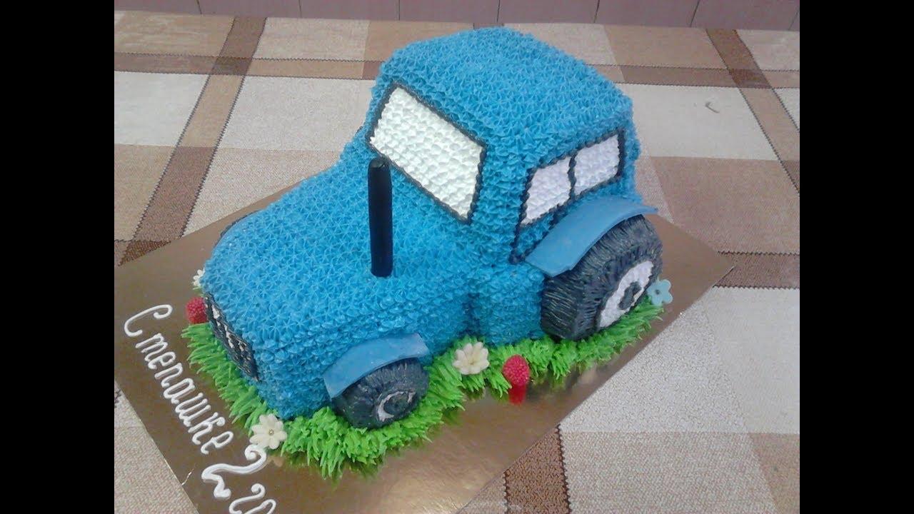 торт трактор из крема фото подходит для