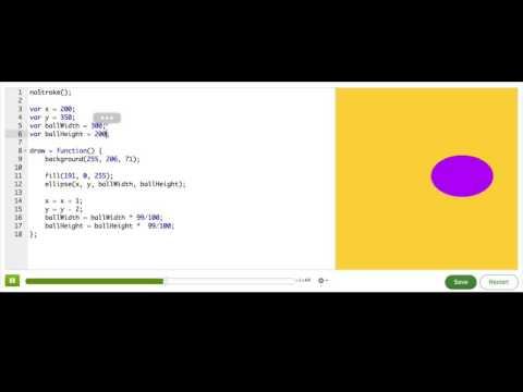 Incrementing shortcuts | Computer Programming | Khan Academy