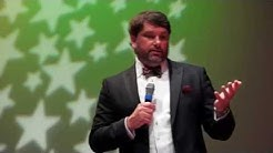 John Phillips speaks at LGBT Community Awards, Jacksonville, Florida