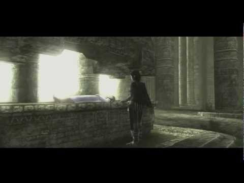【1080p】 Shadow of the Colossus HARD -PS3 walkthrough- (9th Colossus: Storm Echo)