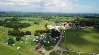 Alfresco Festival Hop Farm  Paddock wood