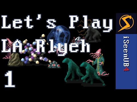Dominions 4: Let's Play LA Rlyeh E01 The Coral Fungus