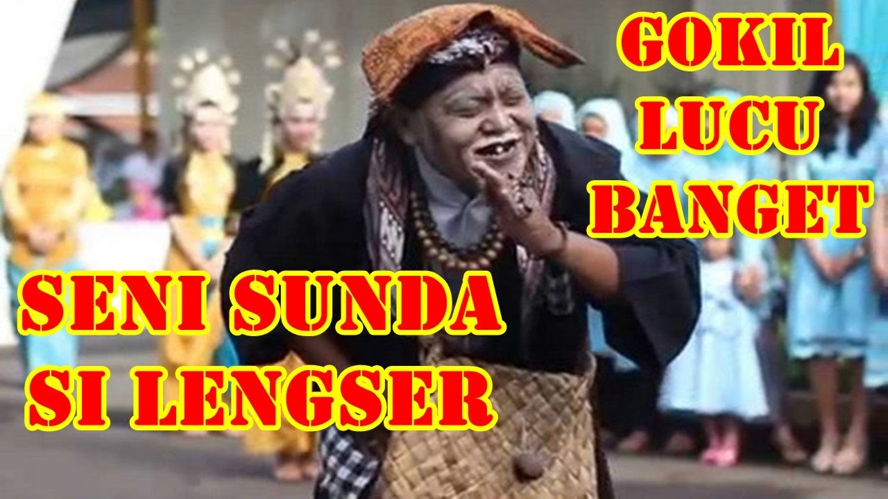 Foto Gokil Lucu Sunda Gelang Polontong Seni Lengser Paling 2017 Youtube