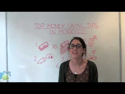 Best Money Saving Tips in Morocco