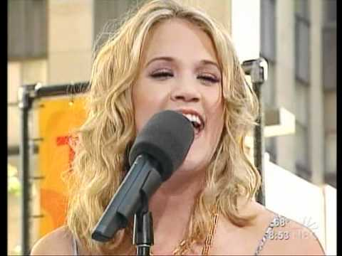 Carrie Underwood - Independence Day [Live]  - Today Show