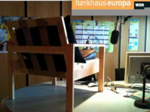 24 euro sessel bei funkhaus europa youtube