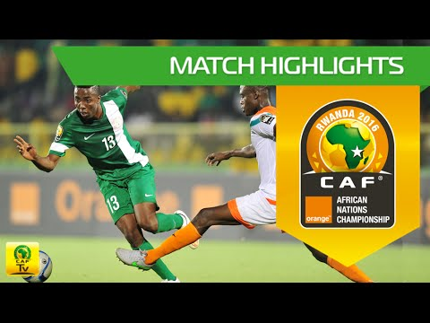 Nigeria vs Niger | Orange African Nations Championship, Rwanda 2016