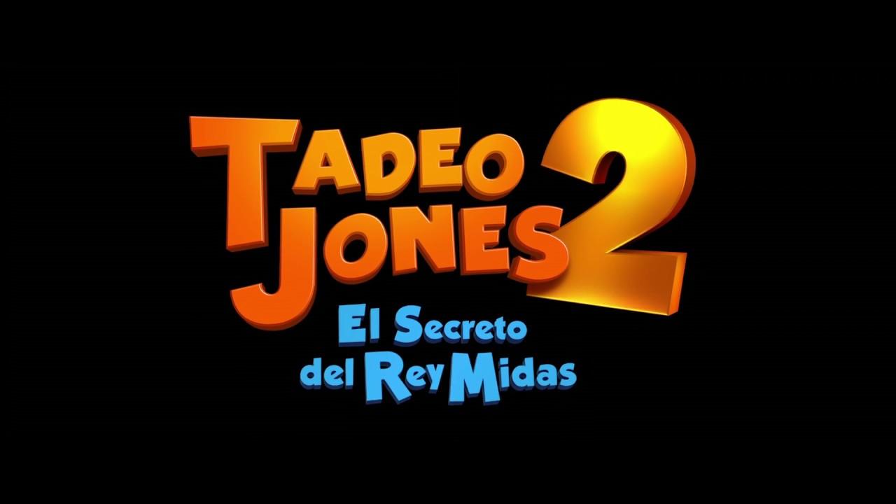 Tadeo Jones 2: El Secreto del Rey Midas | Teaser Trailer