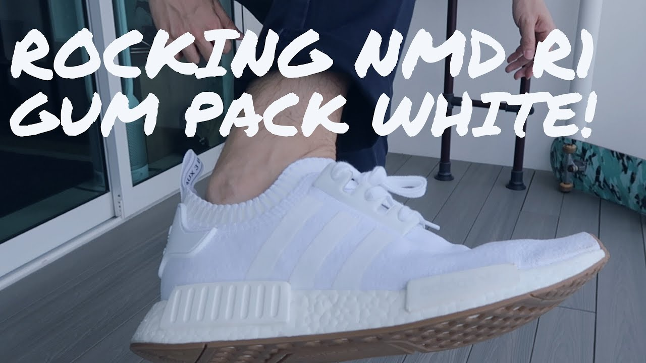 Two New adidas NMD R1 Colorways Are Releasing Exclusively At