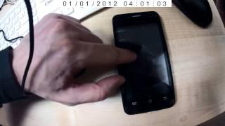 JiaYu G3 жестко глючит/ JiaYu G3 goes bad(Телефон иногда зависате при включении, завершении звонка. Мигает экран, заедает картинка или пропадает..., 2013-02-08T12:26:19.000Z)