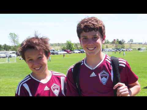 An Introduction to Colorado Rapids Youth Soccer Outreach Programs