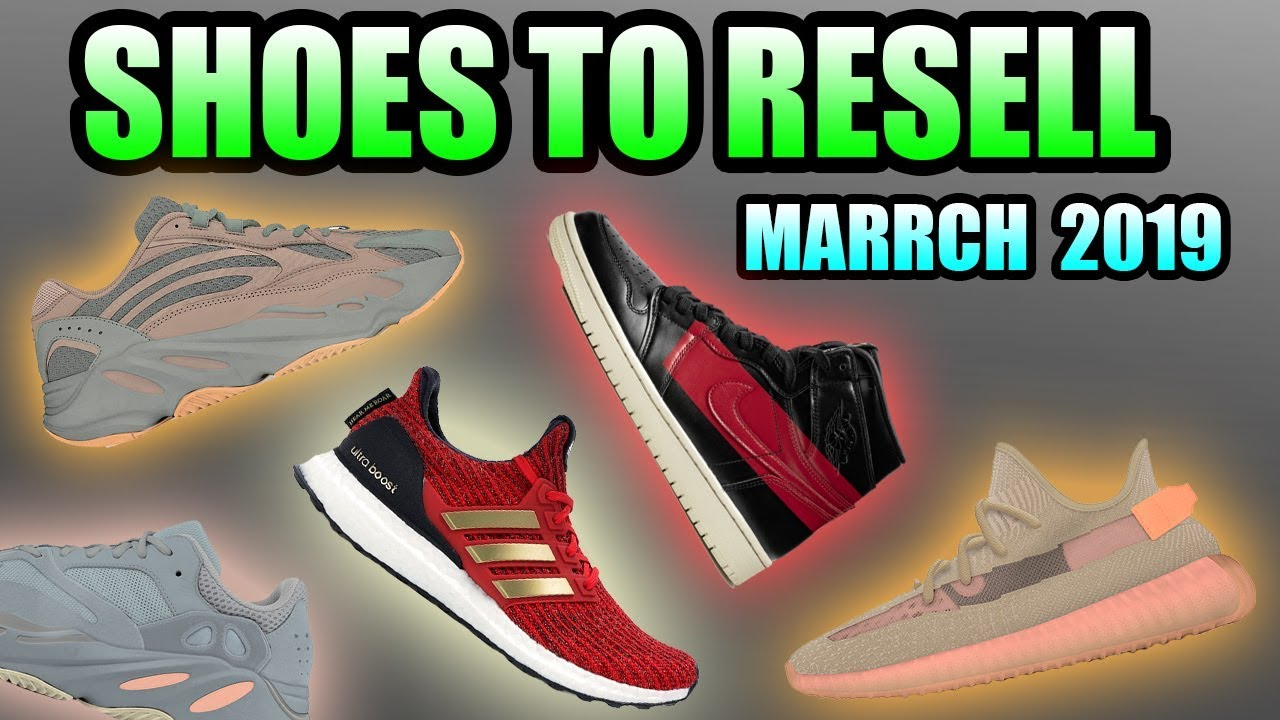69a7c29f61c728 Most Hyped Sneaker Releases March 2019