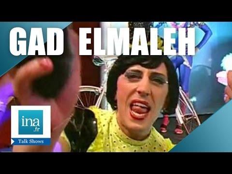 Gad Elmaleh est Chouchou   Archive INA