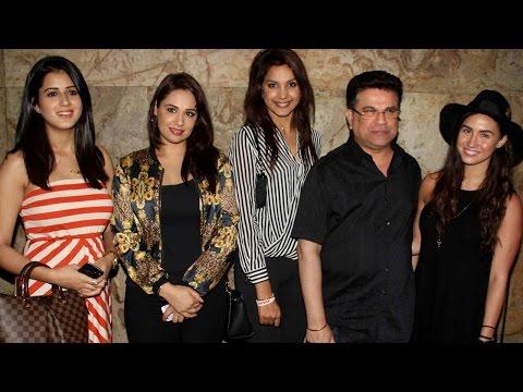 special-screening-of-punjabi-film-ambarsariya---diljit-dosanjh,-monica-gill,-navneet-kaur-dhillon