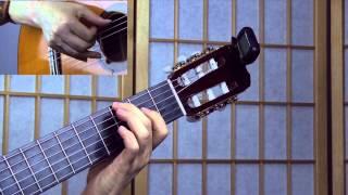 Blessed Assurance Instrumental Guitar