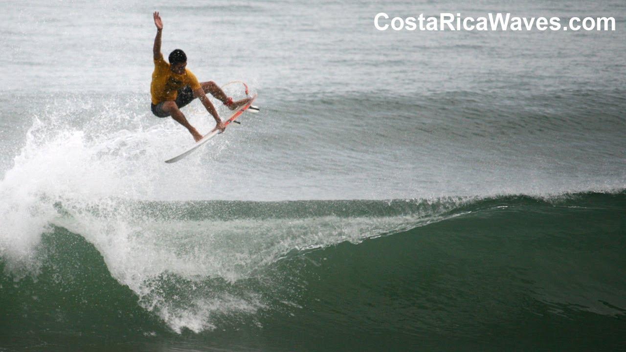 Huck & Hack Pro, Backyards, Playa Hermosa, Costa Rica