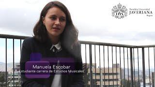 Carrera de Estudios Musicales - Testimonio Manuela Escobar - Estudiante