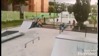 Skate (D.E.Z) Deportivo Emiliano Zapata un dia lovo con la banda
