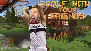 KOSZYKÓWKA FARAONÓW | GOLF WITH YOUR FRIENDS #13