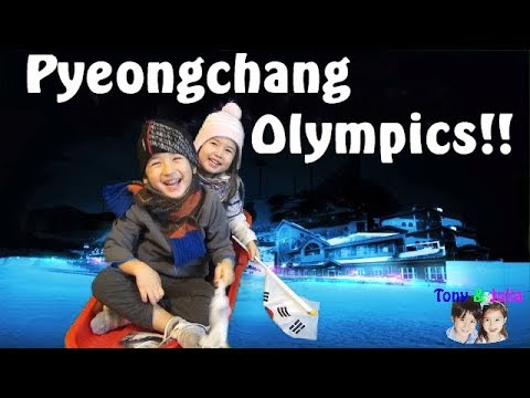 AFTER SCHOOL special 2018 Winter Olympics FOR CHILDREN!!! WELCOME to PyeongChang, Korea!!