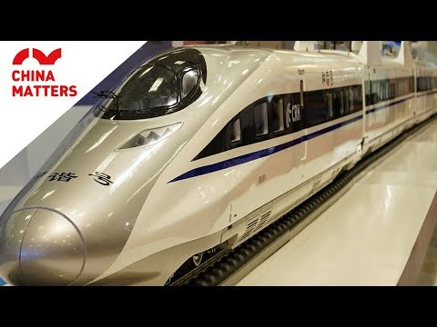 Chinese HSR meets the world: China exports Train Tech