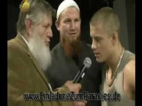 6 Live Shahadas with Sheikh Yusuf Estes & Pierre Vogel ( 2 of 2 )