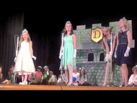 Character Matters Duffy 5th Grade Play Feb. 24, 2016