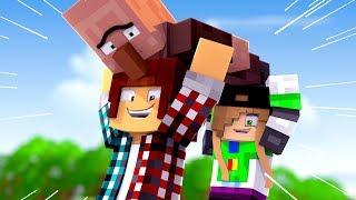 Minecraft REVERSO #07 : O JAZZ VAI FICAR MUITO BRAVO 😡 !!