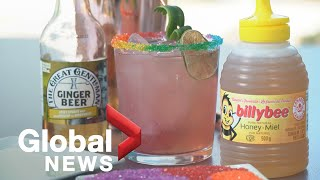 Celebrate Pride Month with Rainbow-inspired Mocktails