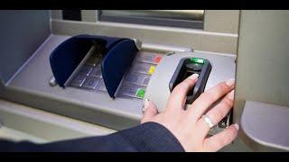 биометрический Банкомат - биометрия и банкомат СберБанк