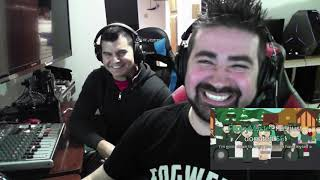 Angry Joe plays South Park  The Fractured But Whole part 1