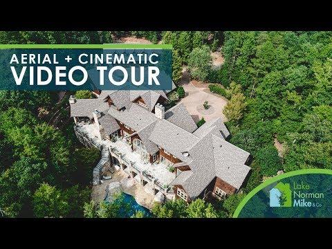 9235 Sweetleaf Place Charlotte NC | Lake Wylie Luxury Waterfront