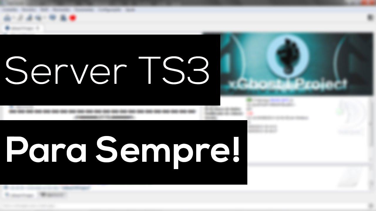 how to make a teamspeak server 2015