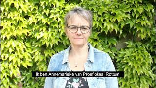 Deelnemers Windkracht 5 aan het woord: Annemarieke van Proeflokaal Rottum