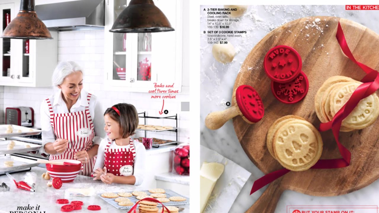 avon christmas living catalog 2015 living magalog - Christmas Food Catalogs