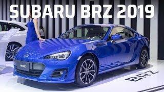 #VMS19: Xe thể thao 2 cửa Subaru BRZ 2019