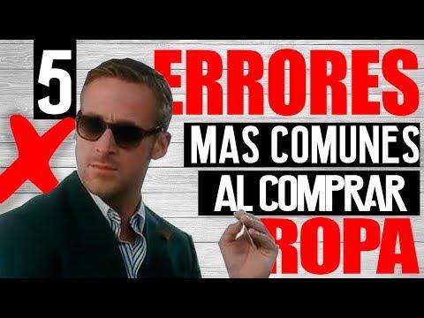 ERRORES COMUNES AL COMPRAR ROPA | JR Style For Men