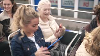 Coral Bingo Tour Bus