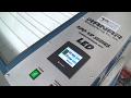 Screenprinting: LED Vacuum Pump Programmable Touch Screen Exposure Unit