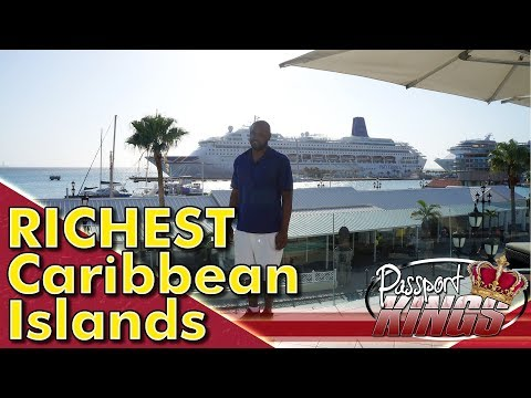 Top 10 richest caribbean islands in 2018