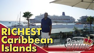 Top 10 richest caribbean islands in 2018