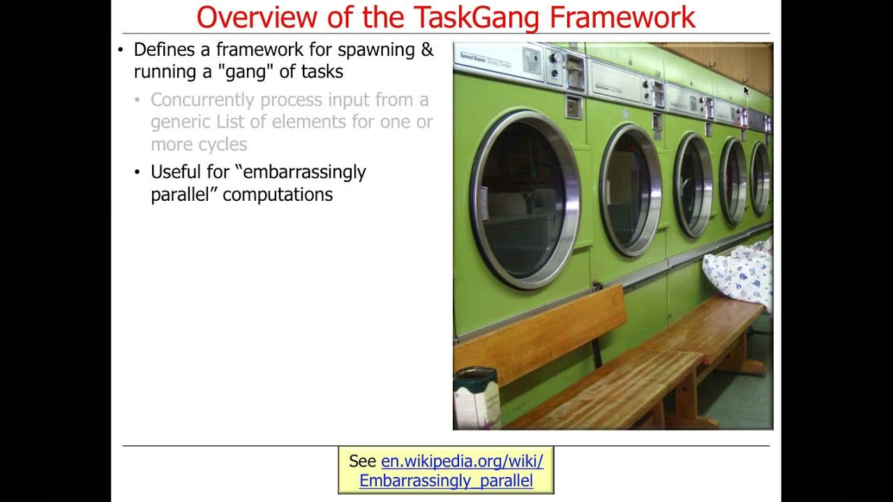The java executor framework part 1 youtube the java executor framework part 1 baditri Gallery