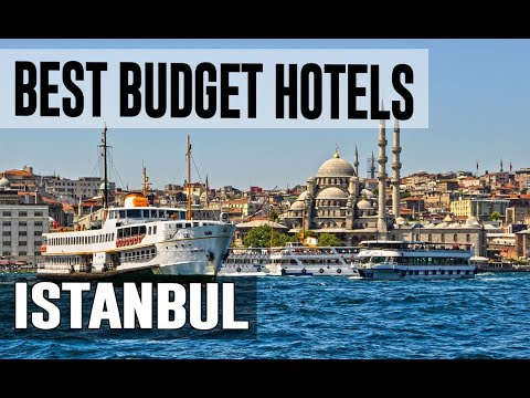 Cheap And Best Budget Hotels In Istanbul ,Turkey