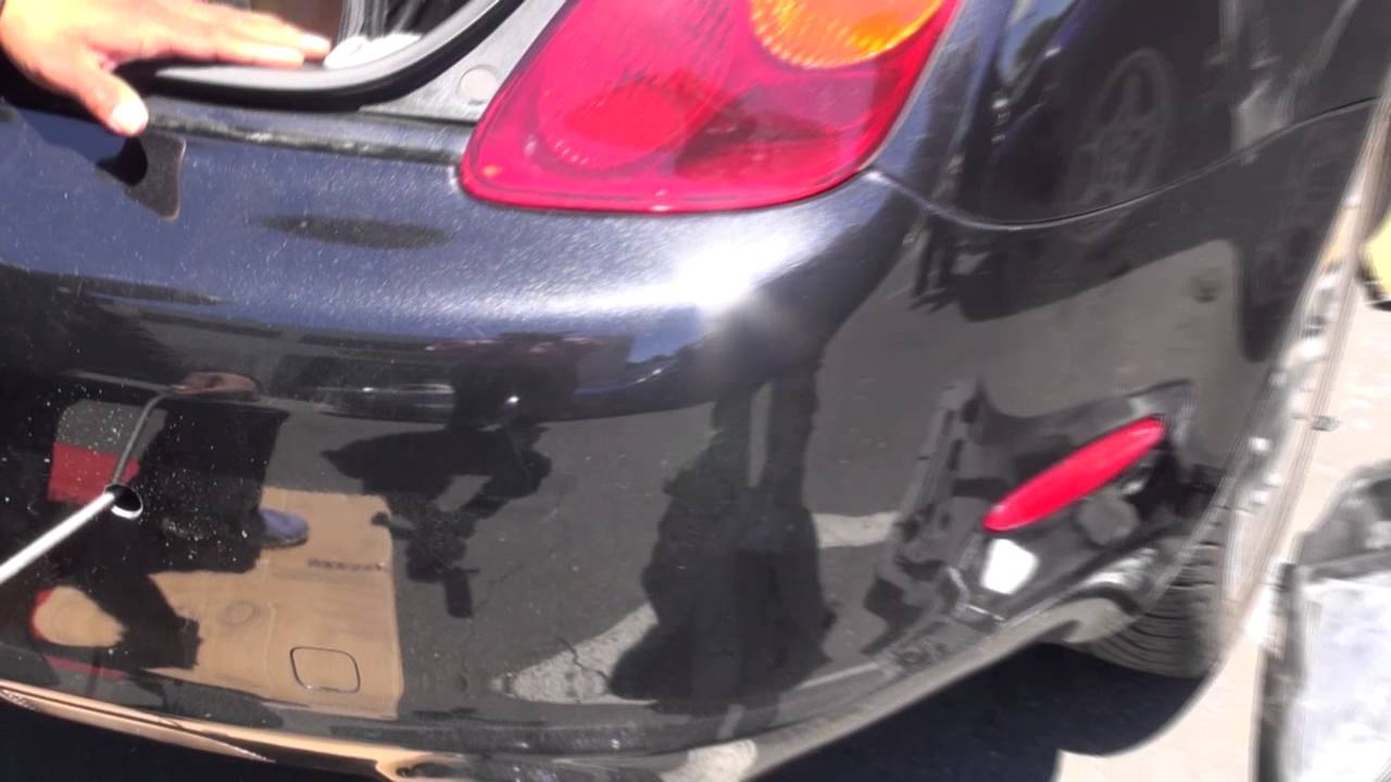lexus parking sensors install