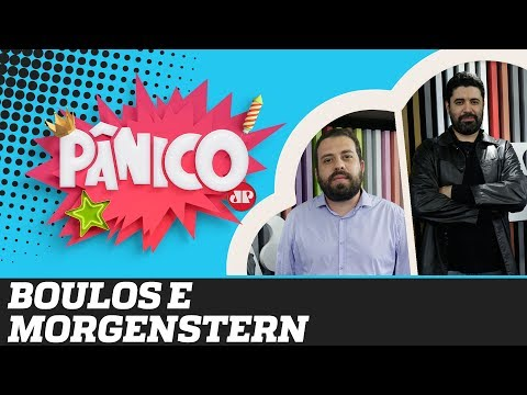 Guilherme Boulos e Flavio Morgenstern - Pânico - 23/09/19