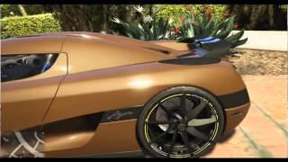 GTA 5 pc mode vrai marque de voiture
